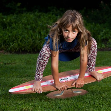 Indi Spinning Balance Board