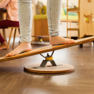 Balance Board for kids