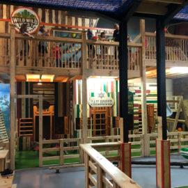 Wild Wild West Kids Playpark