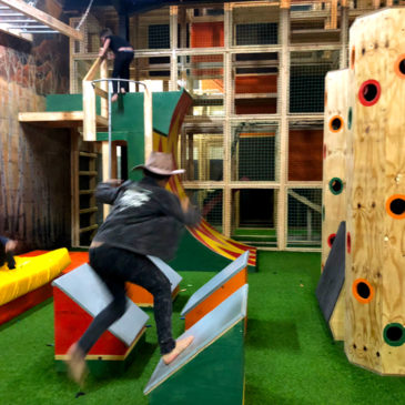 Chacma Ninja Warrior – Cape Town